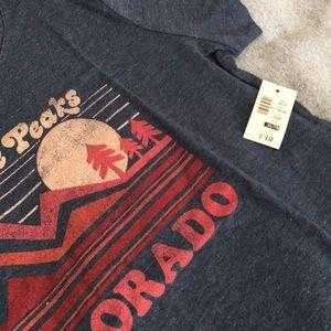 Tops - NWT Colorado TShirt